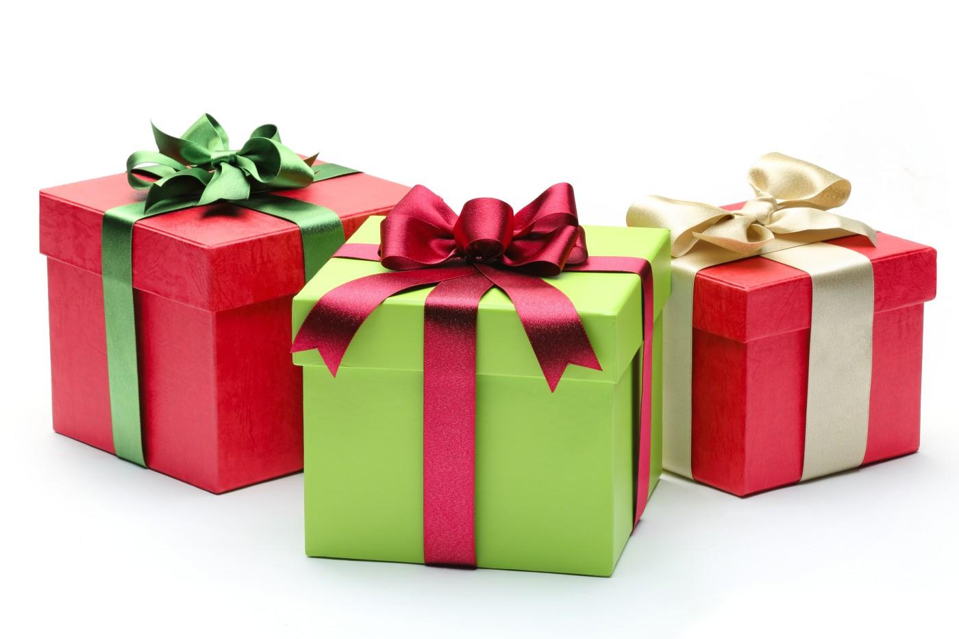 Картинки в виде подарка